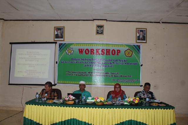 Tingkatkan Dana Hibah dari Pusat,  UNIKS Taja Workshop Peningkatan Mutu Proposal PKM Untuk Dosen
