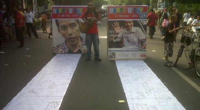 Warga Solo Amini Jokowi Nyapres di 2014