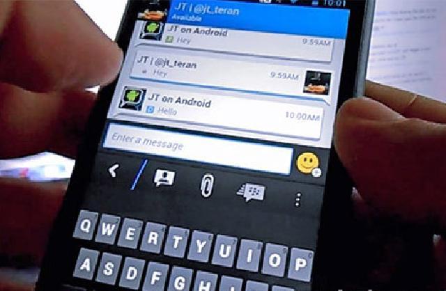 Pertaruhan Hidup-Mati BlackBerry