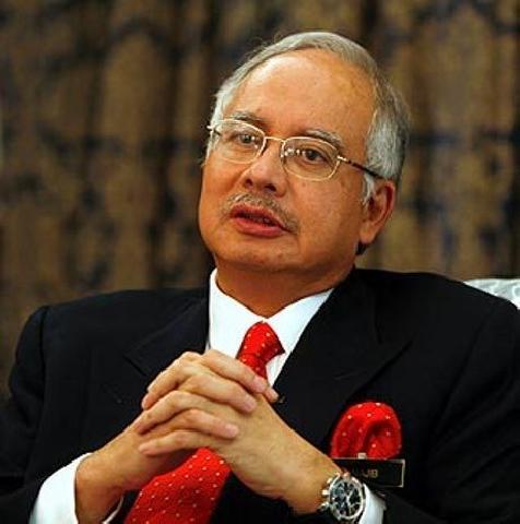 Menang Pemilu, Najib Razak Dilantik Kembali Menjadi PM Malaysia