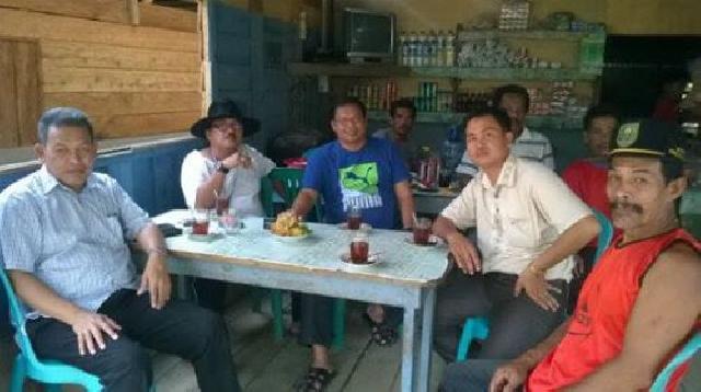 Mardjan Ustha Silahturahmi dengan Masyarakat Tiga Kecamatan