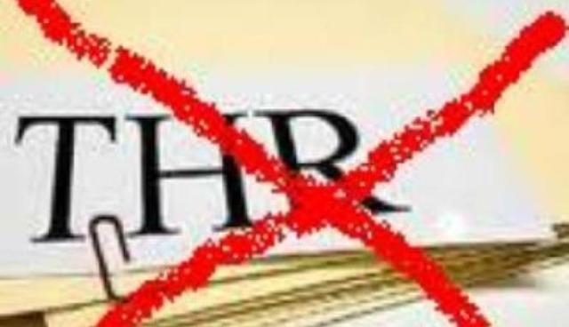 LBH: Jumlah Buruh Mengadu Tak Dapat THR Naik 300 Persen