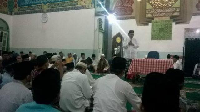 Mardjan Ustha - Muslim Peringati Nuzul Quran Bersama Warga di Baserah