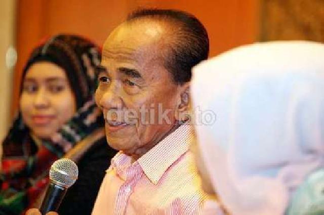 Gubernur Riau Annas Maamun Terima Suap Rp 2 M Terkait Izin Alih Fungsi Hutan