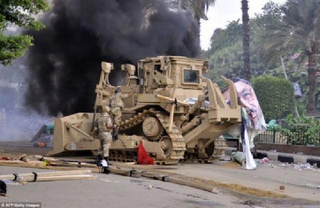 Usai Pembantaian Pendukung Morsi, Kerusuhan di Mesir Meluas