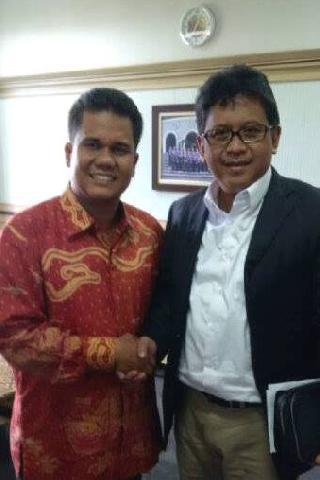 Indra Putra Jajaki Kerjasama Beasiswa Mahasiswa Kuansing dengan UGM