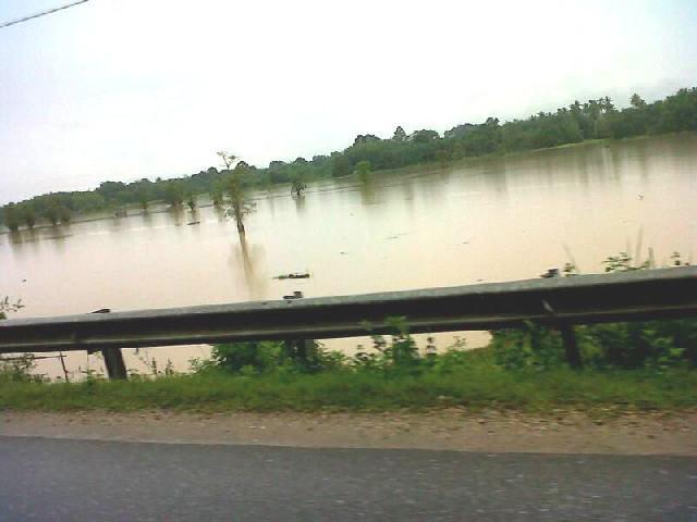 Kuansing Kembali Siaga Banjir, Dinas Sosial  Dirikan Posko