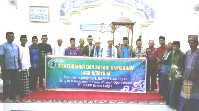 Safari Ramadhan RAPP di Desa Petai, Ciptakan Pandangan Positif antar Sesama