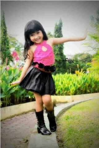 Indonesia on Ajang Audisi Little Miss Indonesia  Dara Kuansing Harumkan Nama Riau