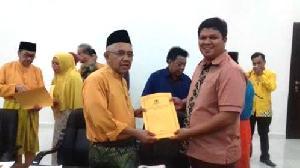 SK Sudah Keluar, Pengurus DPD II Golkar Kuansing Segera Dilantik Andi Rachman