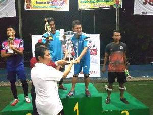 Khalifa FC Juarai Turnamen Futsal IKMRKS I