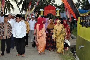 Hingga Safari Ramadhan Hari Terakhir, Wabup Tak Terdaftar Dalam Rombongan
