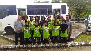Tim Putri Kuansing Masuk Final Kejurda Bola Voli Yunior Tingkat Provinsi Riau