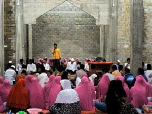Disambut Meriah , DPRD Ucapkan Terimakasih Pada Warga Tanjung Medang