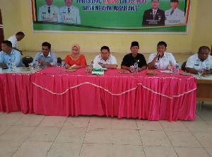 Monitoring Pengelolaan Dana Desa, Komisi C Turun Ke Seluruh Kecamatan
