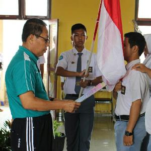 Pengurus Forum OSIS Kuansing Periode 2017/2018 Dilantik