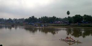 Jalur Sudah Merapat di Tepian Narosa , Warga Rindu Dengar Jalur Hilir dengan Gondang Beroguang