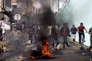 4 Pemrotes Tewas Saat Menyerbu Kedubes AS di Yaman