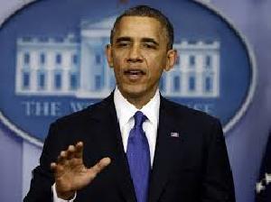 Obama: Partai Republik meminta jatah