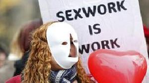Pekerja seks Belanda tuntut jaminan pensiun