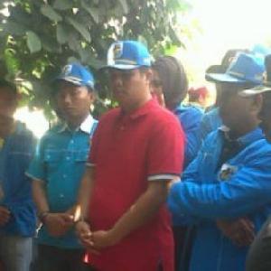 Pemkab Sambut Baik Kegiatan Kemah Bhakti KNPI Kuansing di Kuantan Mudik