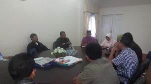 Datangi BPM Bangdes Riau, Komisi C Desak Pencairan Dana Desa di Kuansing Rp 114.5 M