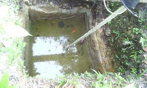 Kemarau, Sumur Mulai Kering, Warga  Sentra di Dataran Tinggi Kesulitan Air Bersih Untuk Minum