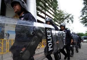 Serukan PM Thailand Mundur, Ribuan Orang Gelar Aksi Demo di Bangkok
