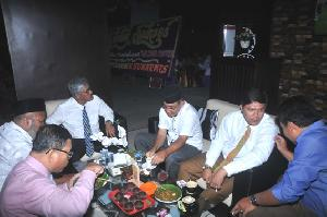 Bupati dan Ketua DPRD Hadiri Lauching Gerai Kuliner Terbaru di Teluk Kuantan Zona Coffe