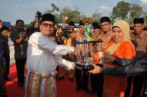 Guntor Juara Umum MTQ Kabupaten XIII