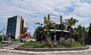 DLH Minta Dukungan Swasta Wujudkan Green City Teluk Kuantan