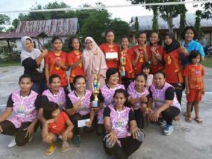 Turnamen Voli Putri MY Cup Berakhir, Talben Juara