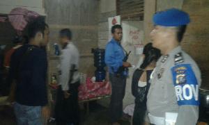 Nekad Beroperasi Saat Ramadhan, Pemilik dan Wanita Kafe Diamankan di Kawasan Bate