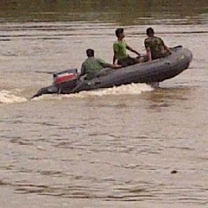 Mahasiswa UIN Asal Kopah Tenggelam di Sungai Kuantan, Saat Uji Coba Jalur Baru
