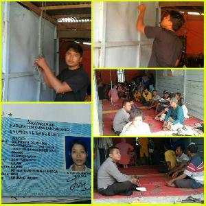 IRT di Beringin Jaya Sentra Tewas Gantung Diri
