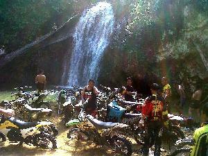1 Mei, Tracks Kuansing Gelar Trail Adventure Jelajah Alam Air Terjun Sungai Dangku