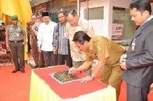 Bupati Resmikan  Bank Riau-Kepri Syariah