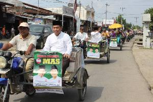 DPD II Golkar Kuansing : Minta Muslim Mundur Tak Langgar AD/ART Partai