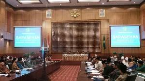 Tanpa Muhammadiyah, Sidang Isbat Diikuti 34 Ormas Islam