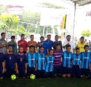 Pemkab Bangga, Ditengah Situasi Sulit IMKRKS Mampu Gelar Turnamen Futsal