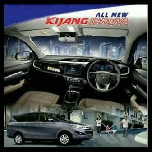 All New Kijang Innova Diluncurkan Akhir November, Segera Dapatkan di Dealer Toyota Teluk Kuantan