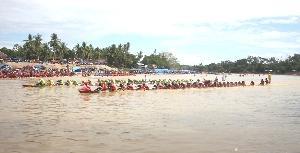 Juara Bertahan Tumbang, 36 Jalur Kuansing, 13 Jalur Inhu, 1 Jalur Inhil Melaju Kehari Ketiga