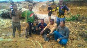 Lima Pekerja PETI Asal Pati Kembali Ditangkap di Desa Serosah