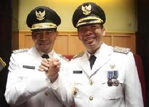 Walikota Lantik Sukri Harto jadi Sekdako Definitif