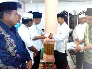 Camat Sentra Minta Warga Ciptakan Suasana Kondusif Selama Ramadhan