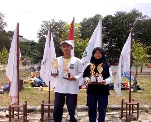 PMR Wira SMAN 1 Telku, Raih 4 Piala Diajang Giat Prestasi PMR IV se-Riau
