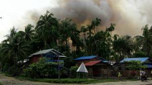 Kekerasan sektarian kembali pecah di Myanmar