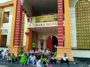 Perayaan Waisak di Kuansing Lancar, Umat Budha Gelar Sejumlah Kegiatan