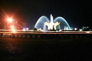 Perindah Teluk Kuantan, Air Mancur Diperbaiki, Taman Kota Direnovasi Lebih Modern