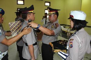 Kompol M. Idris Gantikan Kompol Jose Fernandes Sebagai Wakapolres Kuansing